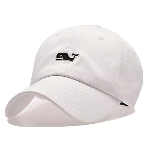 Fashion Whales Embroidered Southern Tide Fish Dad Baseball Cap Men Hat Best Gifts caps USA New