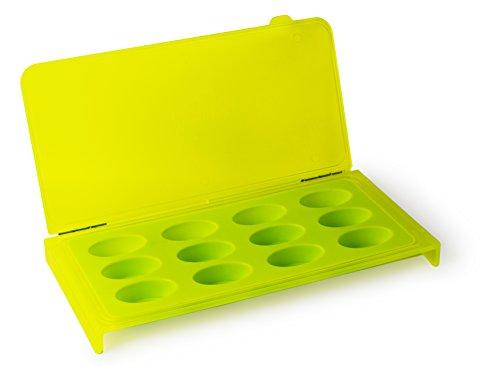 - Home Grown Gourmet SCTHG Savor 12-Cube Tray, Green