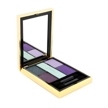 Yves Saint Laurent Ombres 5 Lumieres (5 Colour Harmony For Eyes), No. 11 Midnight Garden, 0.29 Ounce ()