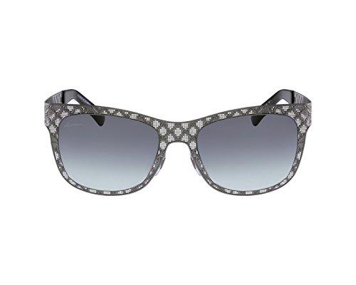 Gucci Sunglasses - 4266 / Frame: Dark Ruthenium Lens: Gray ()