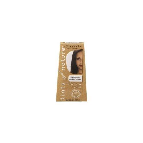 (2 Pack) - Tints of Nature - Natural Darkest Brown   120ml   2 PACK BUNDLE
