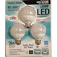 Feit Electric LED Dimmable 40 Watt Replacement Bulbs by Feit Electric