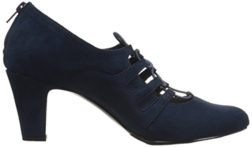 navy Easy super suede Street Dress Pump Jennifer Women's xwCXPwqvz