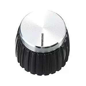 kenthia guitarra Amp Amplificador plata Cap Push-On pomo Fits para Marshall: Amazon.es: Instrumentos musicales