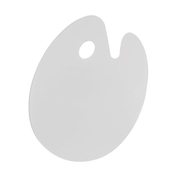 Art-Advantage-Non-Stick-Plastic-Palette-11-by-15-Inch-White
