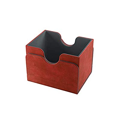 Deck Box: Sidekick Convertible Red (100ct): Toys & Games