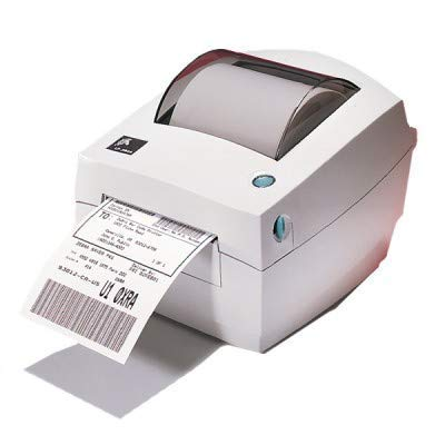 Renewed Zebra LP 2844 Direct Thermal Label Printer 2844-20300-0031
