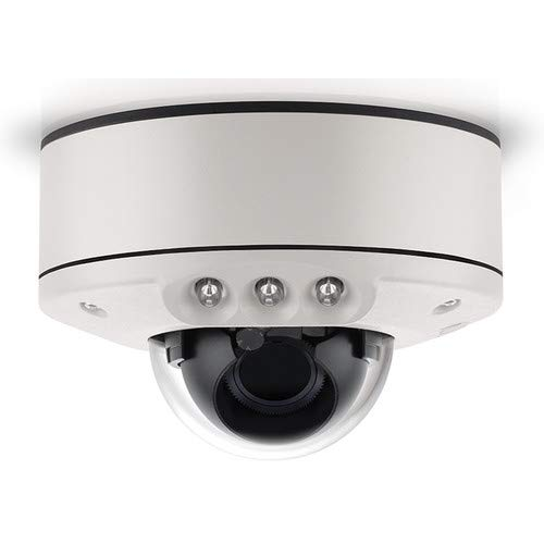 (ARECONT VISION AV3556DNIR-S-NL Arecont Vision Micro Dome G2 3MP Outdoor Network Dome Camera with Night Vision (No Lens),R J 45)