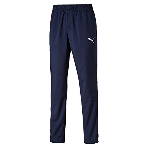 Puma Ess Woven Pants, OP – Peacoat, Taille : XXL/L