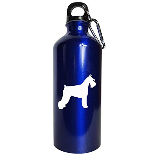 Schnauzer Dog Lover Gifts For Woman Men Or Kids - Water Bott