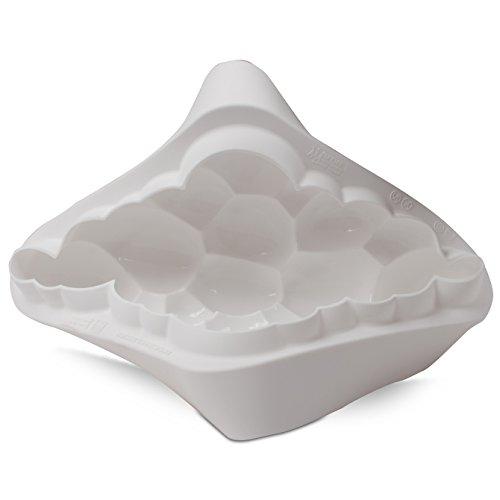 Silikomart Cloud White Silicone Non-Stick Mold by Silikomart (Image #5)