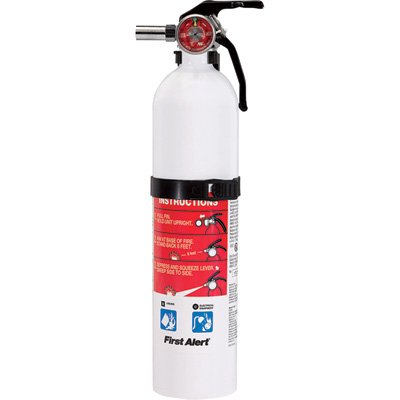 First Alert Auto/Marine Fire Extinguisher - 4-Pk., Model# AUTOMAR10 by First Alert (Image #1)