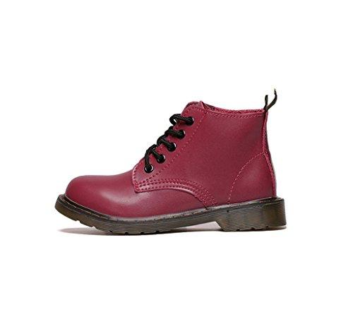Meijili ,  Damen Combat Boots Rot