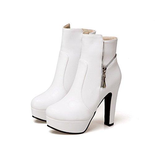 BalaMasa Abl10266 Plateforme Femme Blanc, 37.5 EU, ABL10266