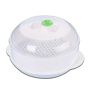 soundwinds Vaporera Redonda de plástico para microondas ...