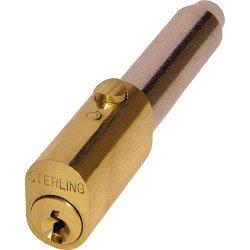 Sterling BL01 KA Bullet Lock Keyed Alike Brass