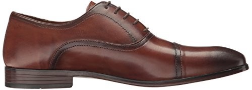 Steve Madden Men's Othos Oxford Cognac Leather buy cheap great deals supply cheap online reliable online visit new online order cheap price 9CVpria6Zo