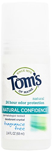 Tom's of Maine Mineral Confidence Deodorant Crystal, Frag...