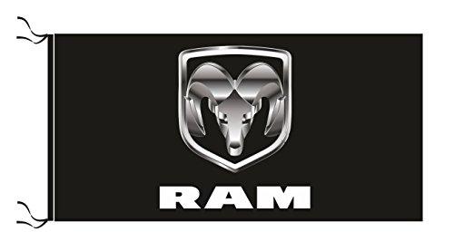 DODGE RAM FLAG by Generic