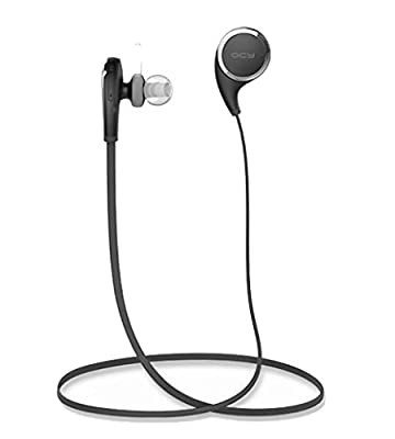 VersionTech Qy8 [New Version Qy7] V4.1 Wireless Bluetooth Headphones with Microphone,Best Noise Cancelling Earphone for Running, Sports & Exercise,Sweatproof Mini Lightweight Wireless Bluetooth Earbuds for Apple Watch, iPhone 6, 6 Plus, 5 5c 5s 4s,iPod To