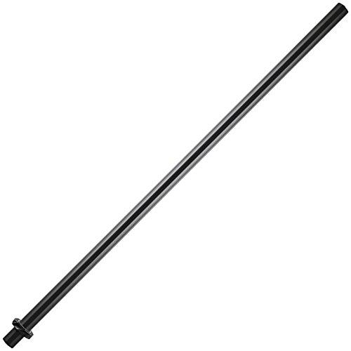 Maverik Mission Blank Lacrosse Shat - Attack Length - Black (Shaft Blank)