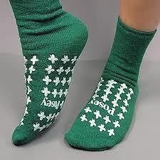 (Posey Fall Management non slip socks- 1 pair)