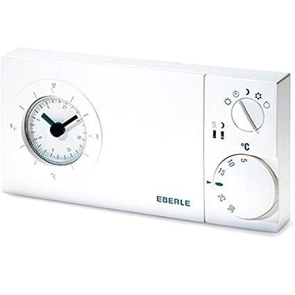 Eberle EASY3SW - Reloj termostato