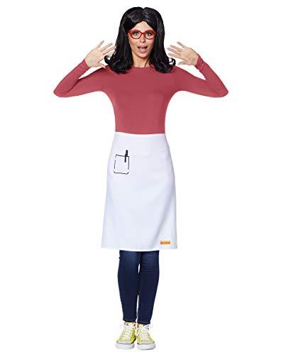 Spirit Halloween Adult Linda Costume - Bob's Burgers ()