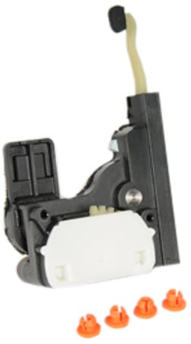 ACDelco 25664288 GM Original Equipment Driver Side Door Lock Actuator with Dome Lamp and Door Ajar Switch