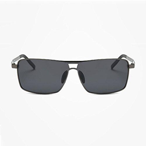 Gray tea Gafas Lens LX polarizadas Shopping Gray Riding Black Color Photography de Metal Frame Classic New LSX lens frame Tea sol Travel Glasses UxUa5qw4B