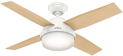 Hunter Fan 44 inch Contemporary Ceiling Fan