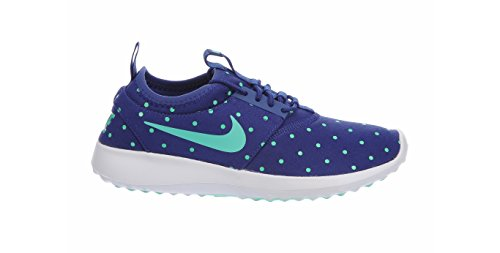 Chaussure De Course Juvénale Nike Womens Deep Royal Blue / Blanc / Émeraude
