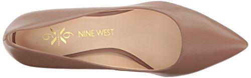 Pompa Da Donna In Pelle Naturale Nine Nine9x9 Le Leather West