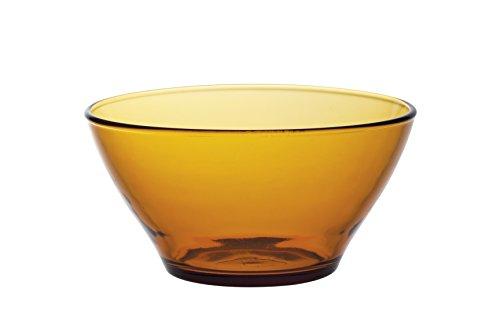 dexyurarekkusu Bowl Amber 542213.6cm Set of