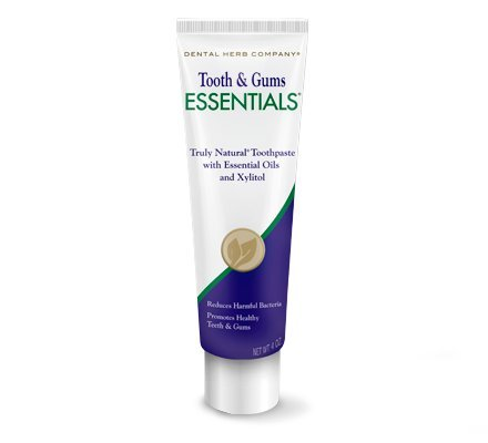 Dental Herb Company Tooth & Gums NEW Essentials Toothpaste - Teeth And Gums