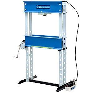 OTC 1834 25 Ton Capacity Shop Press with Air-Driven Hydra...