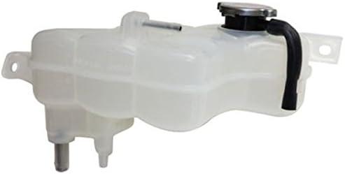 Partomotive For 08-14 Avenger Coolant Recovery Reservoir Expansion Tank Overflow Bottle w//Cap