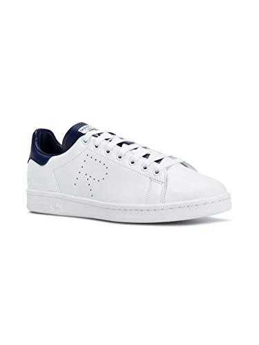 Zapatillas Cuero B22543 Mujer Adidas Blanco By Raf Simons IW0PY