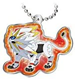 Takara Tomy Pokemon Sun & Moon Metal Keychain Figure Mascot ~1