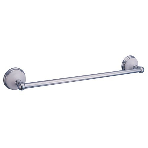 - Kingston Brass BA1112C Victorian 18-Inch Towel Bar, Polished Chrome