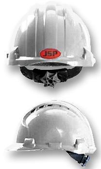 JSP ahu150 - 000-100 casco MK8 aireable blanco [1] (certificado personificación