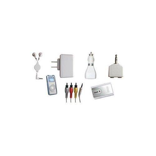 i.Sound 7-in-1 Premium Pak for Ipod Video (White)