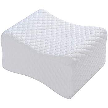 Amazon Com Rainmr Knee Pillow Sciatica Relief Leg Pillow