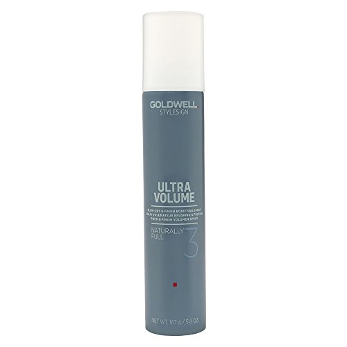 Goldwell Stylesign Ultra Volume Naturally Full Blow-Dry & Finish Bodifying Spray 6.76 oz