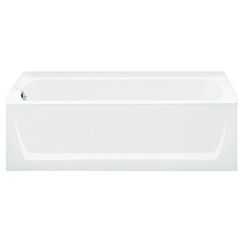 Find Cheap STERLING 71121112-0 Ensemble Bathtub, 60-Inch x 32-Inch x 20-Inch, Left-Hand, White