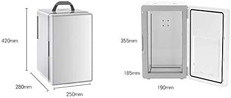 DEE Refrigerador del coche-16L Refrigerador del auto Mini ...
