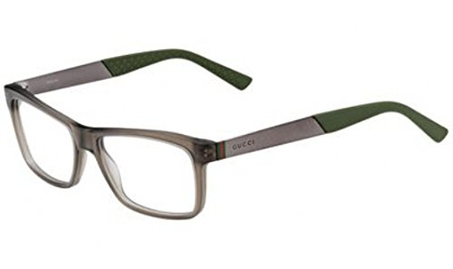 Gucci GG1045 Eyeglasses-0CTG Gray-53mm