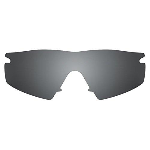 Revant Polarized Replacement Lenses for Oakley M Frame Strike Black Chrome MirrorShield