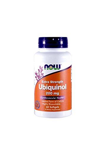 now extra strength ubiquinol - 1
