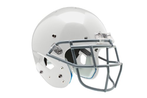 Schutt Sports Youth Air XP Hybrid Football Helmet without Facemask, White, Medium (Schutt Youth Air Xp)